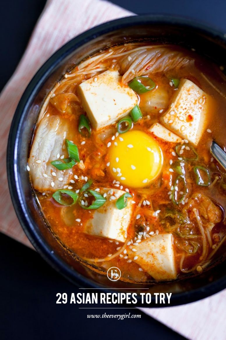 10 Asian and Asian-Fusion Recipes to Try - The Everygirl - Food Recipes Asian