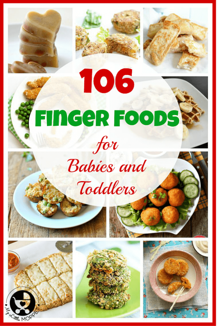 10 Baby Finger Food Recipes - Food Recipes For Babies