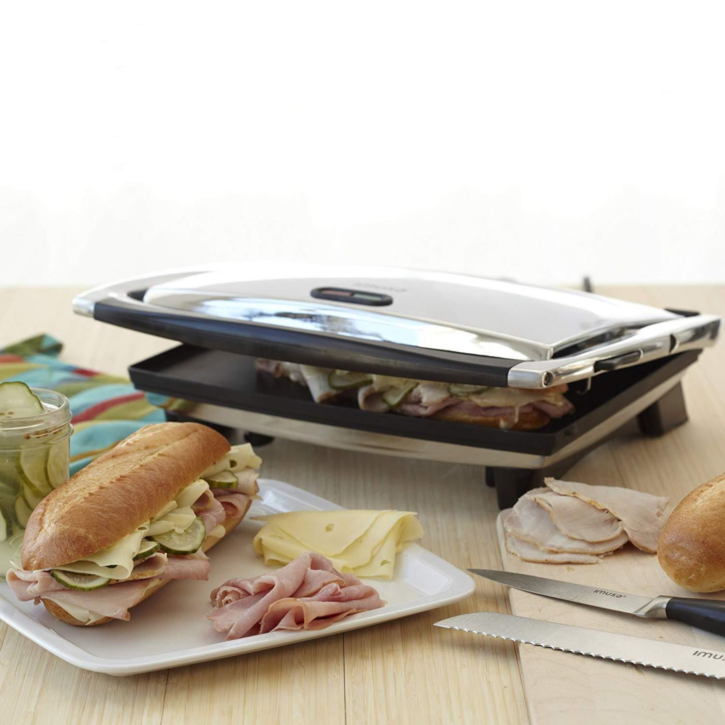 10 best sandwich makers | The Independent - Recipes Cuisinart Sandwich Grill
