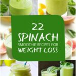 10 Best Spinach Smoothie Recipes For Weight Loss – Smoothie Recipes For Weight Loss And Energy