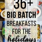 10+ Big Batch Christmas Breakfast Ideas | Sweet Peas And Saffron – Breakfast Recipes For A Crowd