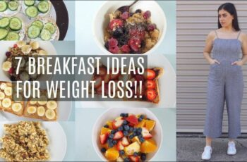 10 BREAKFAST IDEAS THAT HELPED ME LOSE 10KGS | QUICK, EASY & HEALTHY  BREAKFAST FOR THE ENTIRE WEEK!