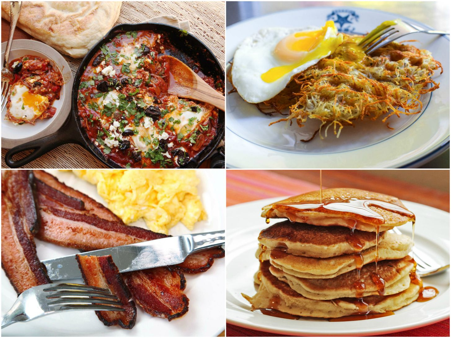 10 Breakfast Recipes for a Hungry Holiday Crowd | Serious Eats - Breakfast Recipes For A Crowd