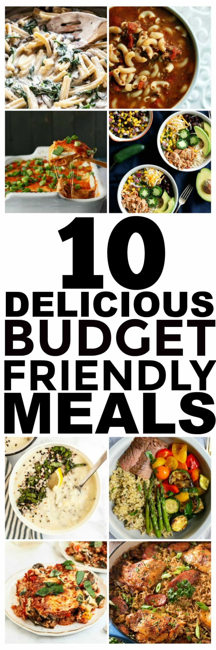 10 Budget Recipes and Cheap Easy Meals You Should Try - Food Recipes Cheap