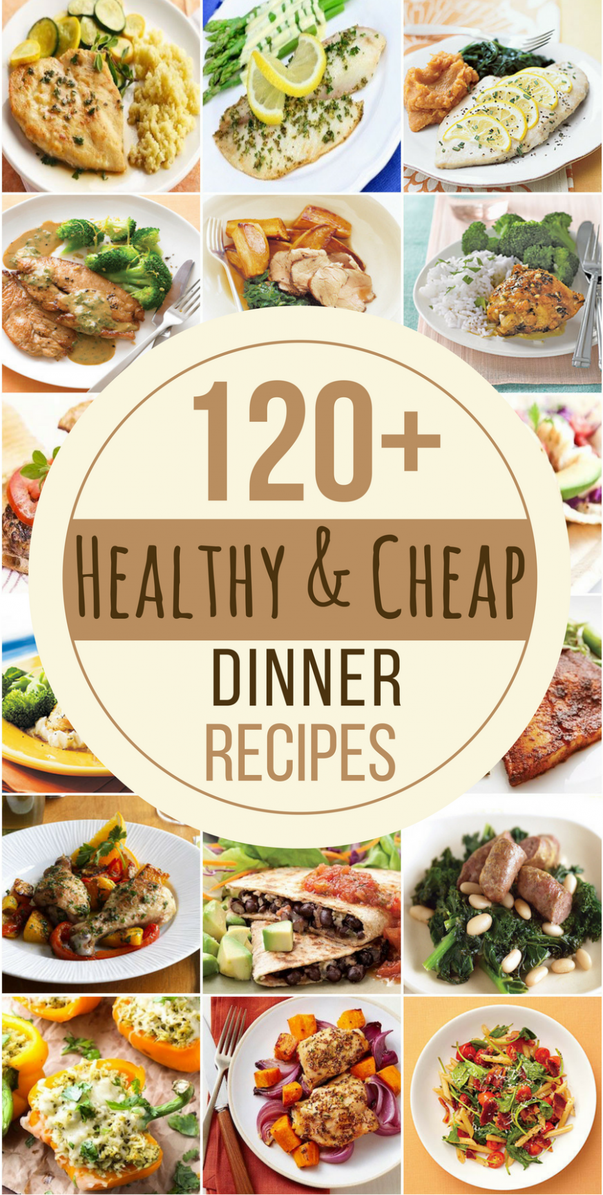 10 Cheap and Healthy Dinner Recipes | Cheap healthy dinners ..