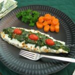 10 Cheese Fish Florentine | Buttoni's Low Carb Recipes – Recipe Fish Florentine