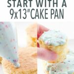 10 Creative Cakes That Start With A 10 X 10″ Baking Pan – Good Cook ..