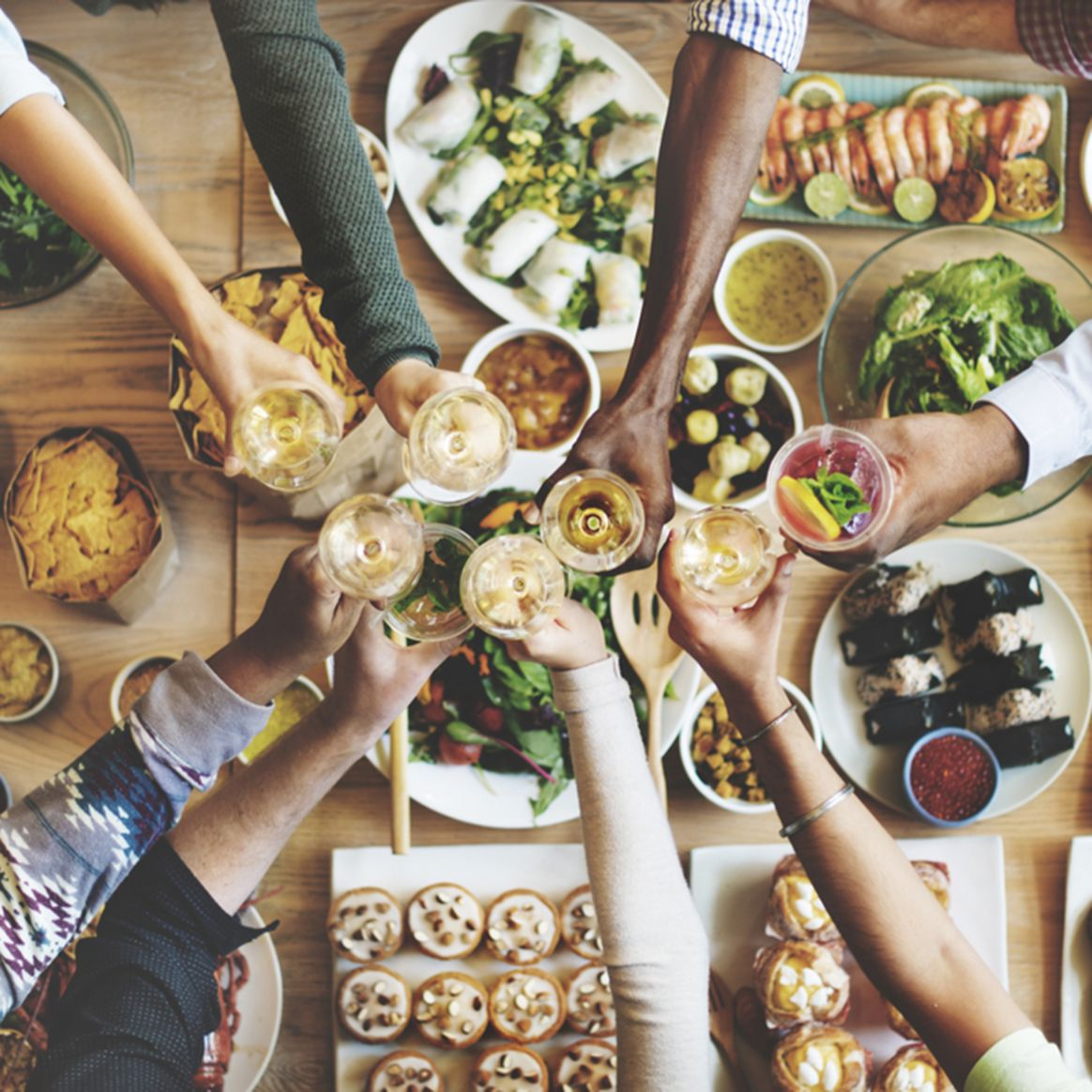 10 Dinner Club Recipes to Share With Friends | Taste of Home - Recipes Dinner With Friends