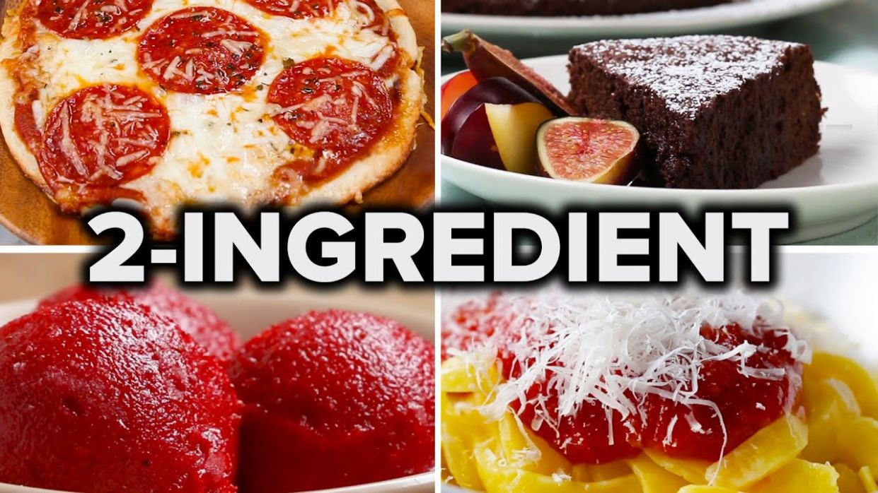 10 Easy 10-Ingredient Recipes