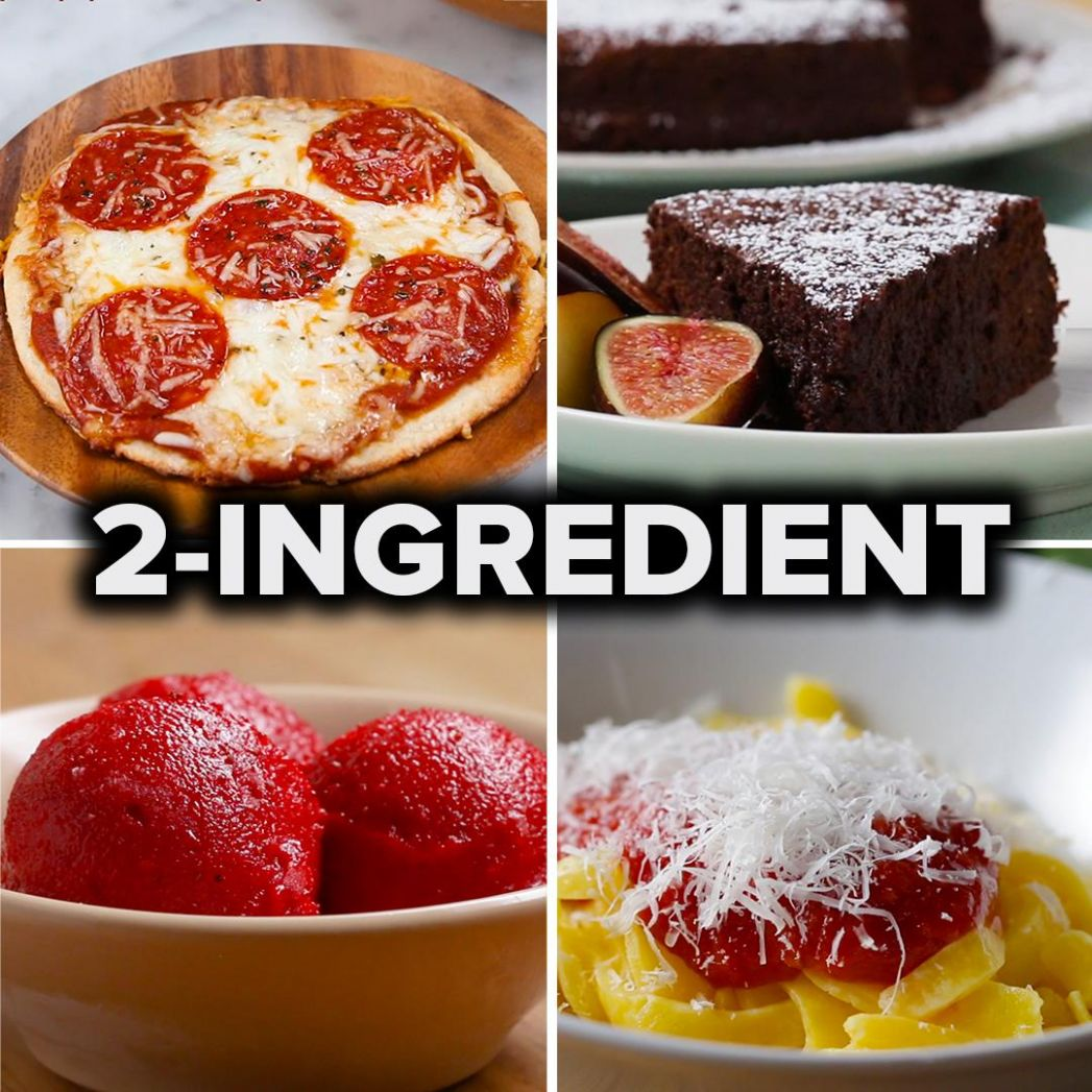 10 Easy 10-Ingredient Recipes - Simple Recipes And Ingredients