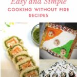 10 Easy And Simple Cooking Without Fire Recipes | Fire Food, Kids ..