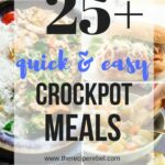 10+ Easy Crockpot Meals (slow Cooker Dinners You'll Make Again ..