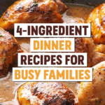 10 Easy Dinner Recipes That Come Together With 10 Ingredients In ..