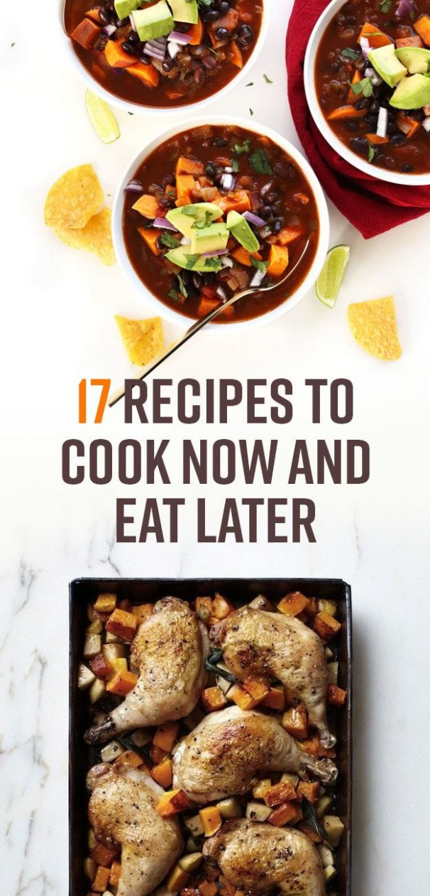 10 Easy Dinners That You Can Cook And Eat For A Whole Week - Easy Recipes Buzzfeed