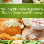 10 Easy No-Cook Appetizers That Are Guaranteed To Impress | No ...