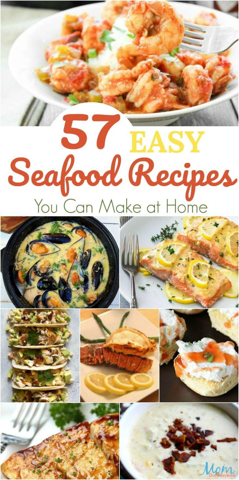 10 Easy Seafood Recipes You Can Make at Home | Seafood recipes ..