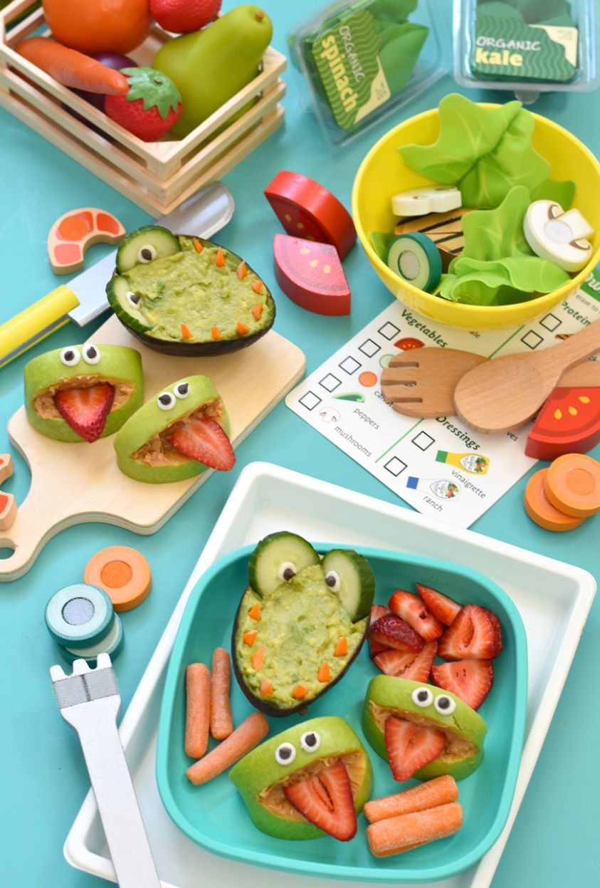 10 easy tips to make healthy eating fun for kids! | Melissa & Doug Blog - Simple Recipes Healthy Eating