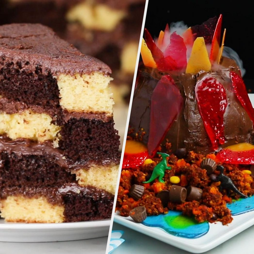 10 Fancy Cakes To Impress Your Guests   Recipes - Cake Recipes To Impress