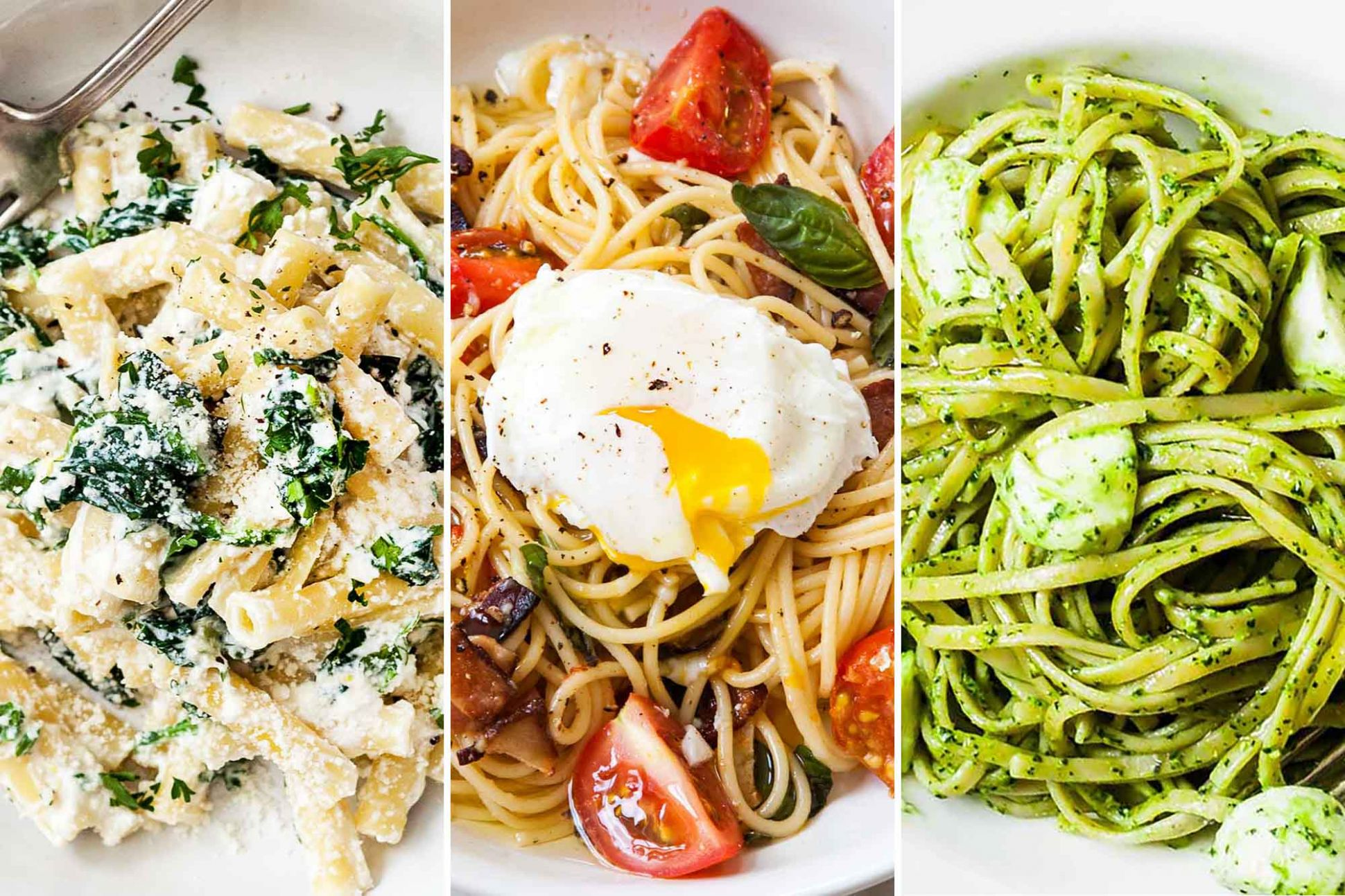 10 Fresh & Easy Weeknight Pasta Recipes for Summer | SimplyRecipes