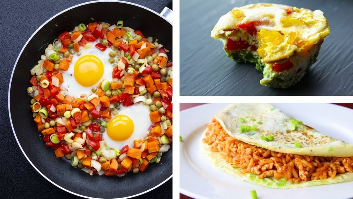 10 Healthy Egg Recipes For Weight Loss - Weight Loss Egg Recipes