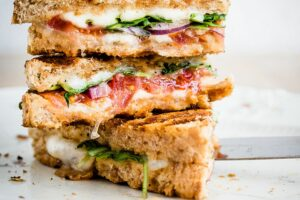 10 Healthy Grilled Cheese Recipes | Shape