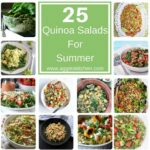 10 Healthy Quinoa Salads For Summer – Aggie's Kitchen – Summer Recipes With Quinoa