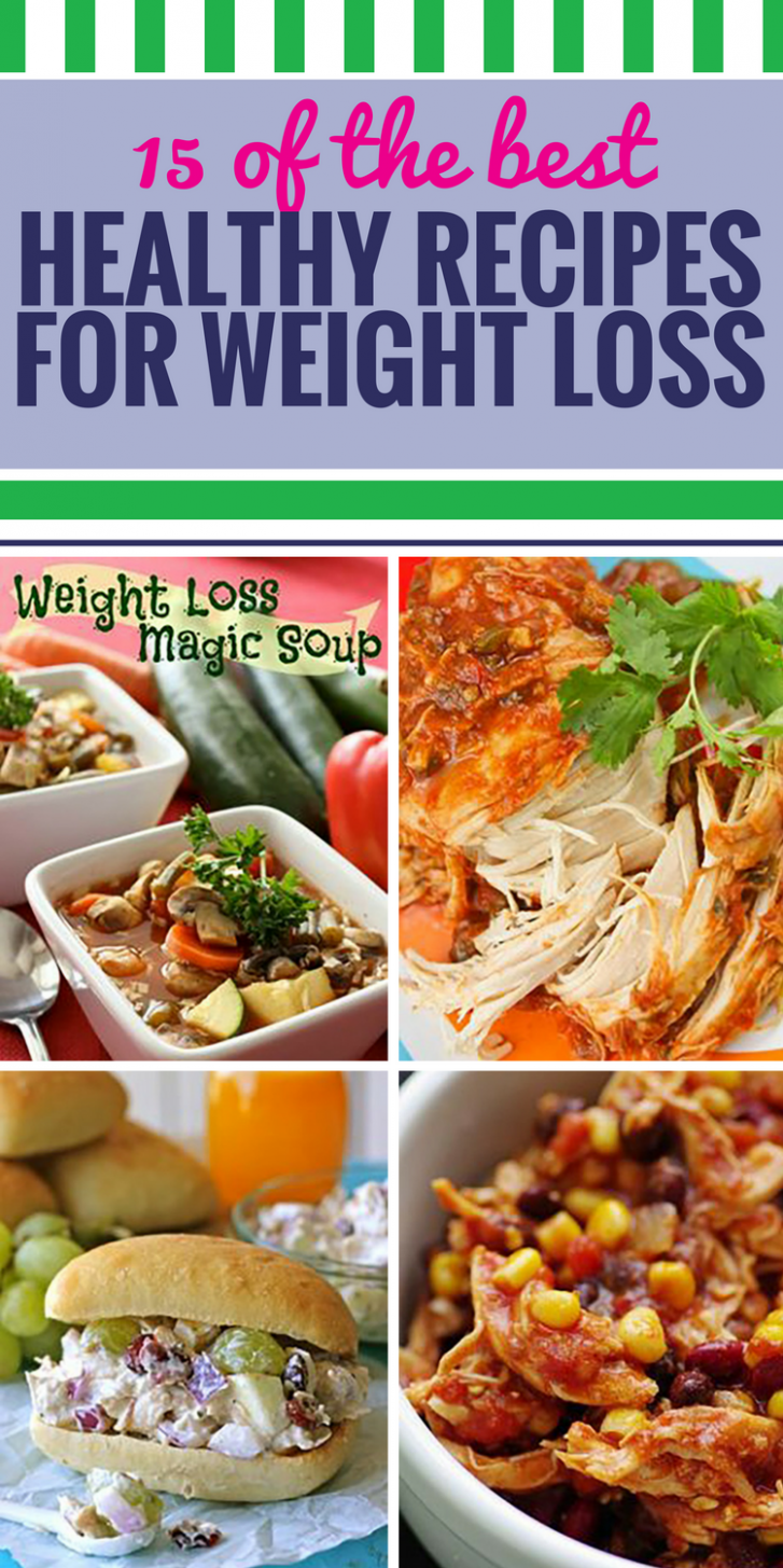 10 Healthy Recipes for Weight Loss - My Life and Kids - Weight Loss Quick Recipes