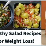 10 Healthy Salad Recipes For Weight Loss | How To Lose Weight Fast ..