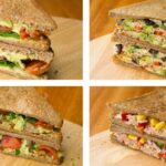 10 Healthy Sandwich Recipes For Weight Loss | Healthy Lunch Ideas – Sandwich Recipes Lunch Healthy