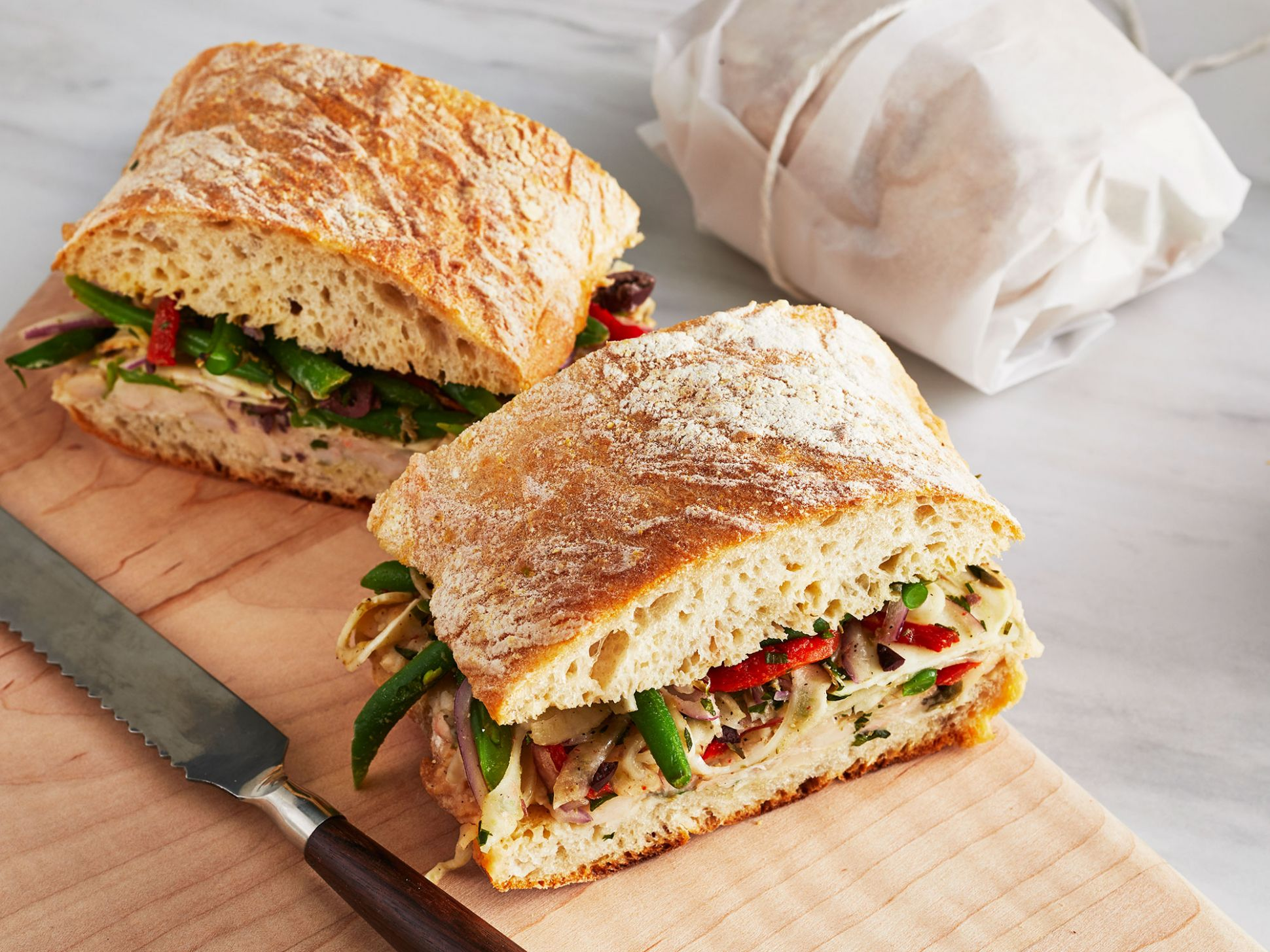 10 Healthy Sandwiches Ideas | Cooking Light - Sandwich Recipes Lunch Healthy