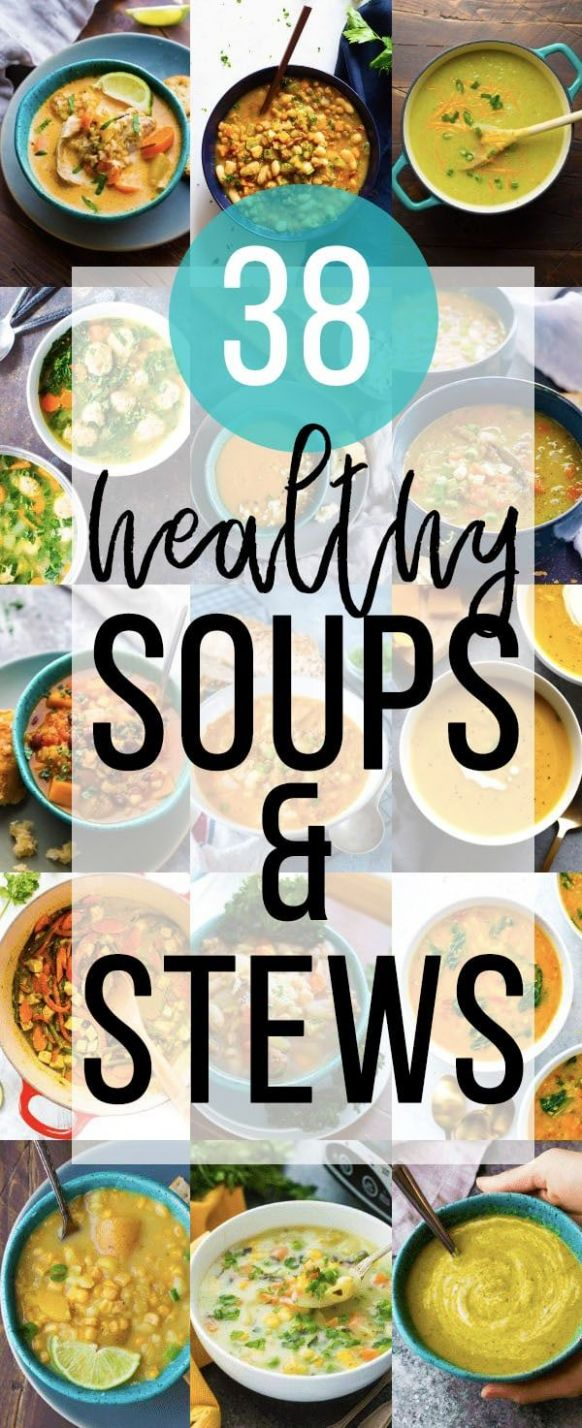 10+ Healthy Soup Recipes | Sweet Peas and Saffron - Soup Recipes Healthy Easy