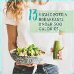 10 High Protein Low Calorie Breakfasts – Get Healthy U – Breakfast Recipes Low Calorie