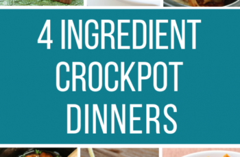 10 Ingredient Crockpot Meals For An Easy Dinner - Six Clever Sisters