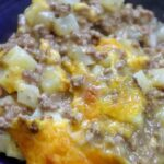 10-Ingredient Ground Beef Casserole