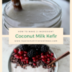 10 Ingredient Probiotic Coconut Milk Kefir – Kefir Recipes For Weight Loss
