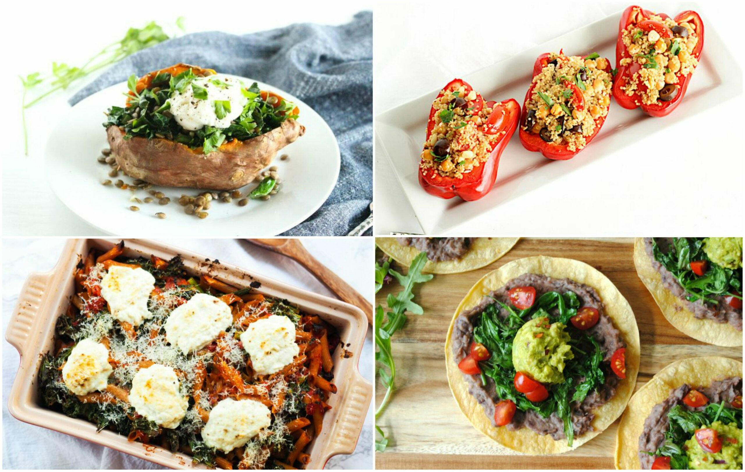10 Iron-Rich Vegetarian Meals - Easy Recipes Rich In Iron