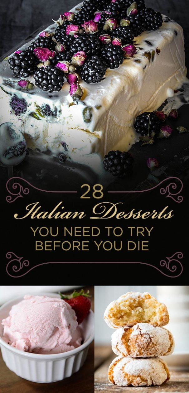 10 Italian Desserts You Need To Try Before You Die - Dessert Recipes Buzzfeed
