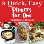 10 Quick & Easy, Healthy Recipes For One Person   Healthy Dinner ..