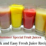 10 Quick And Easy Summer Drink Recipes | 10 Fresh Fruit Juices ..