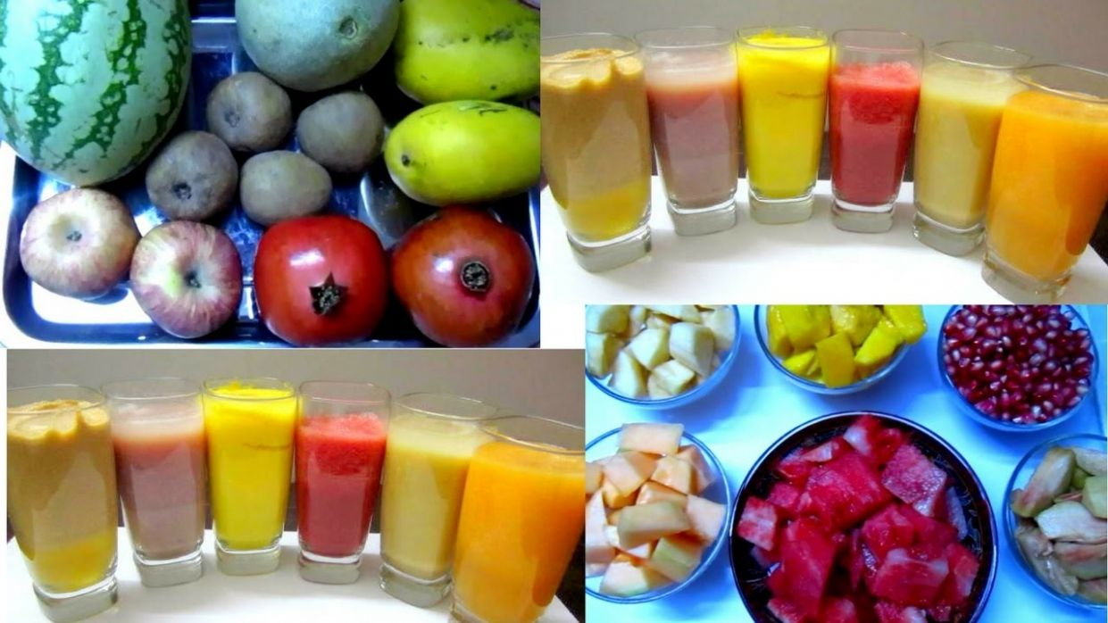 10 Quick and Easy Summer Drink Recipes | 10 Fresh Fruit Juices | Tamil Food  Corner - Summer Juice Recipes In Tamil