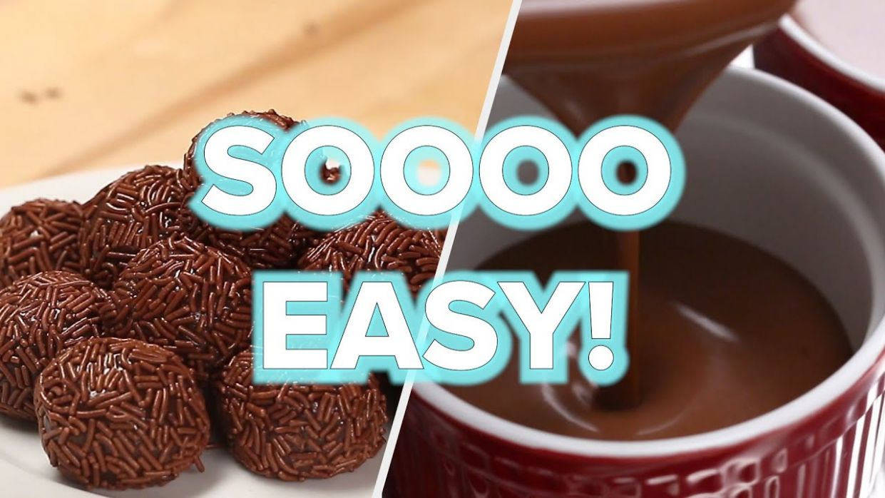10 Satisfyingly Easy No-Bake Desserts • Tasty - Simple Recipes Desserts