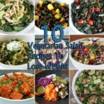 10 Vegetarian Salad Recipes To Lose Weight