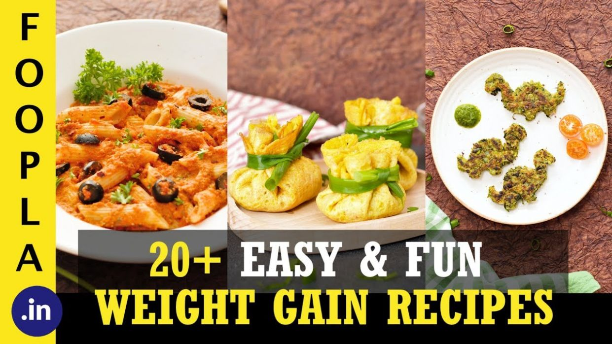 10+ Weight Gain Foods & Recipes - Part 10 | Weight Gain Recipes | Foopla - Food Recipes To Gain Weight
