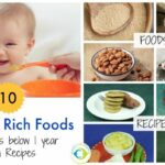 100 Calcium Rich Foods & Recipes For Babies Below 10 Year – Food Recipes For Babies