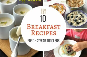 1000 Breakfast Recipes ( for 100 - 100 year baby/toddler ) - Easy, Healthy  Breakfast ideas for 100 year baby