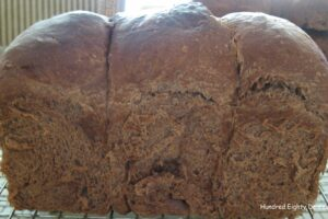 10hr Chocolate Raisin Loaf | Hundred Eighty Degrees