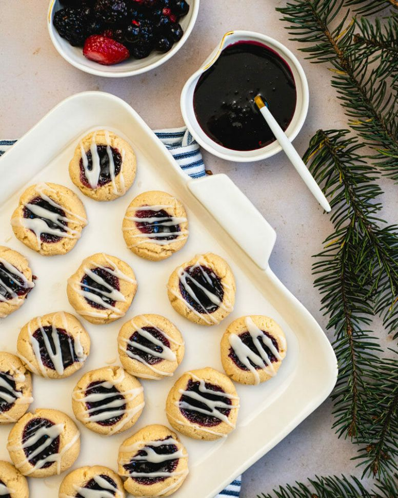 11 Best Healthy Christmas Cookies – A Couple Cooks - Healthy Xmas Cookies Recipes