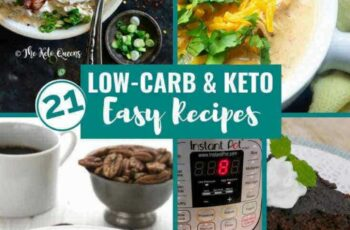 11 Best Low-Carb Keto Instant Pot Recipes — sweet AND savoury!!!