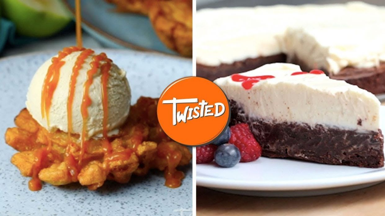 11 Best Thanksgiving Desserts | Tasty Fall Desserts | Apple Pie Recipes |  Twisted - Dessert Recipes For Thanksgiving