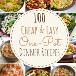11 Cheap & Easy One Pot Meals | Easy One Pot Meals, One Pot Meals ..